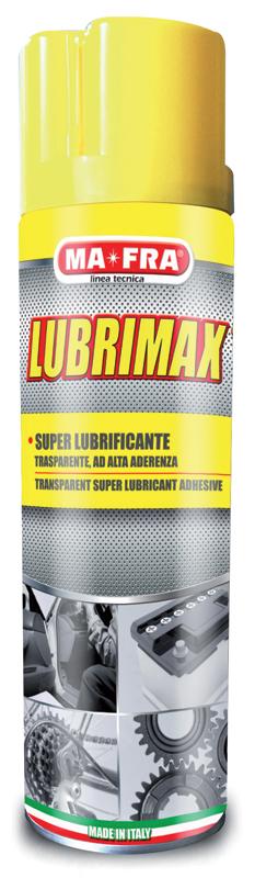 Lubrificante trasparente Lubrimax