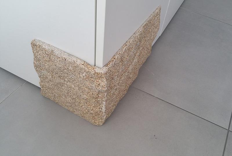 Macchine taglio pietra ad angolo
