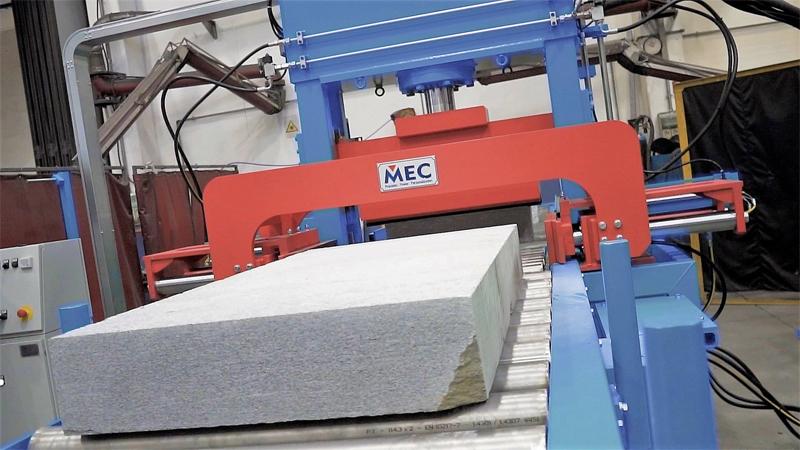 Impianti di spacco pietra automatico Serie PXA