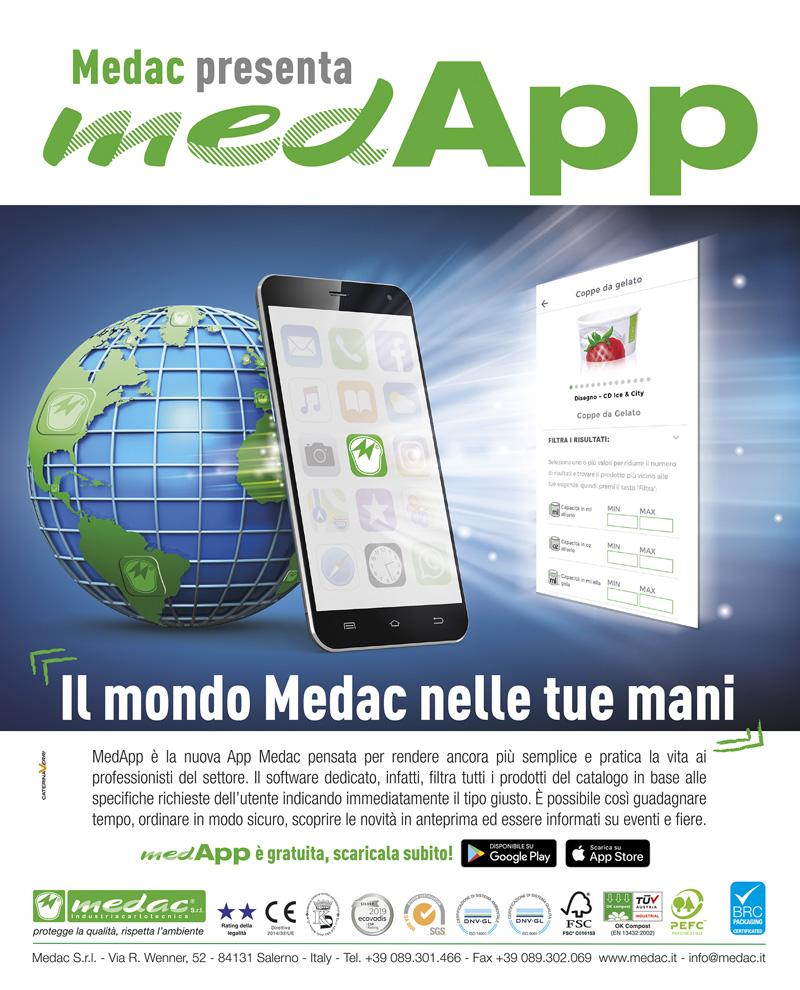 App assistenza Medac