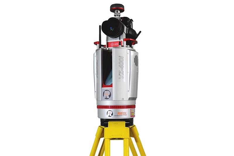 Laser Scanner RIEGL VZ-400i