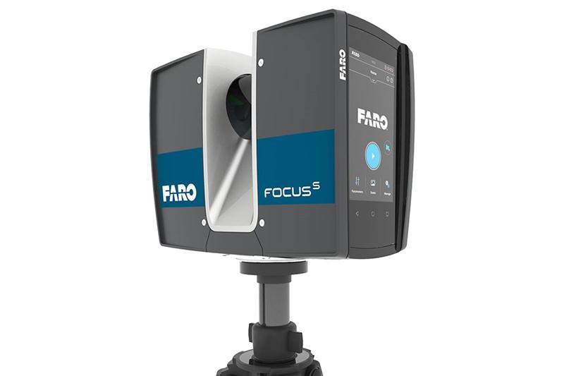 Laser Scanner FARO S70, S150, S350