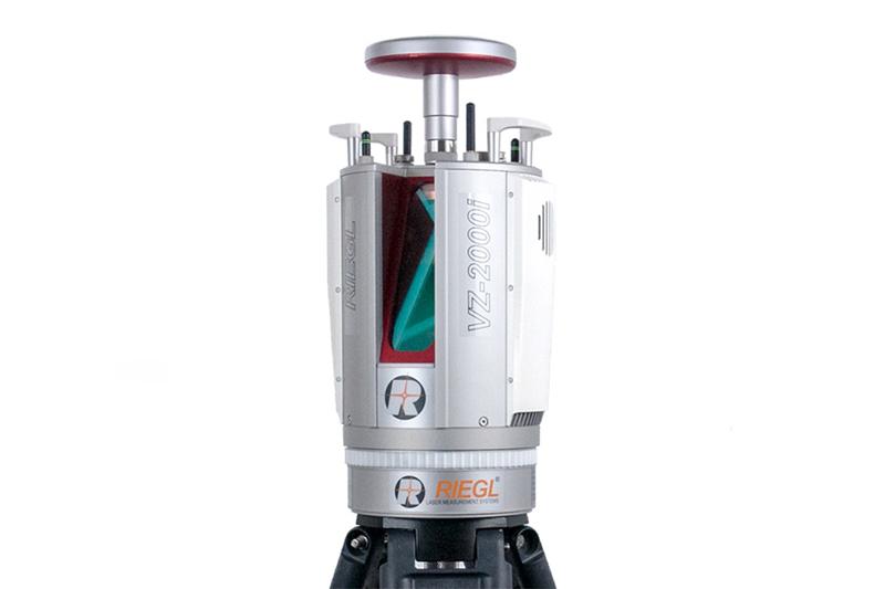 Laser Scanner RIEGL VZ-2000i
