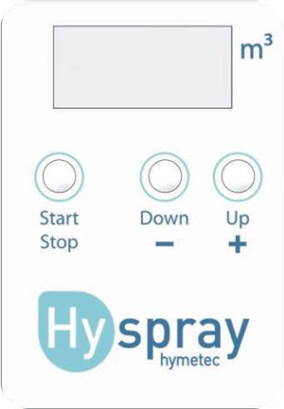Display atomizzatore HiSpray