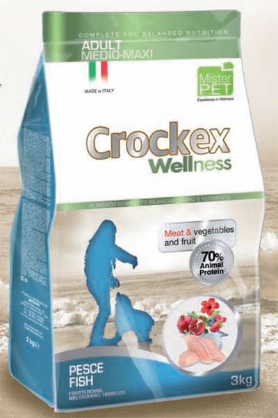 Alimenti completi per cani di media taglia