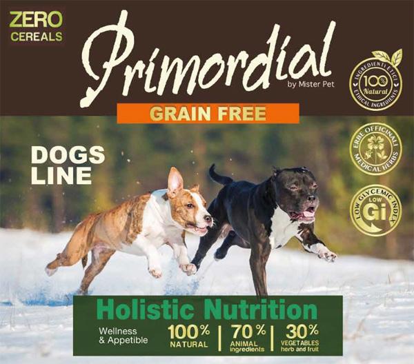 Alimenti grain free per cani