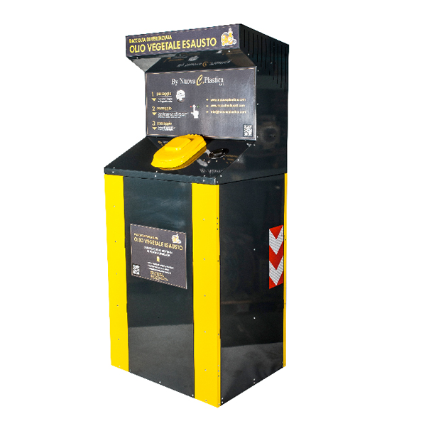 Stazione di raccolta C-Box Free