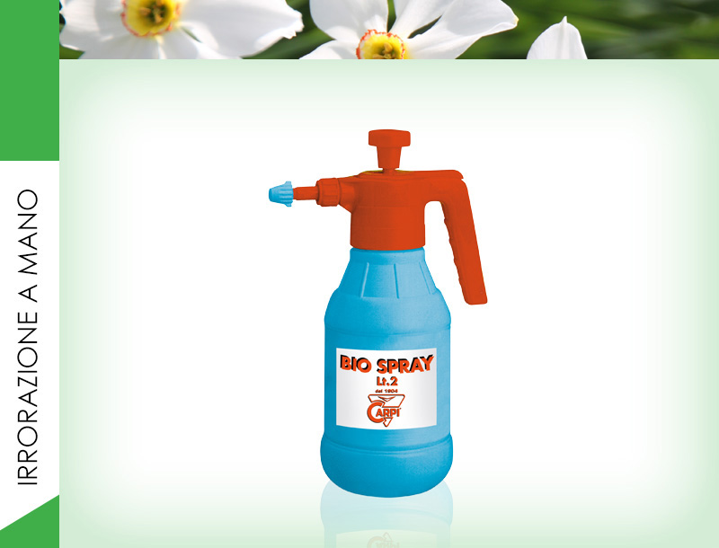 Irrorazione a mano Biospray