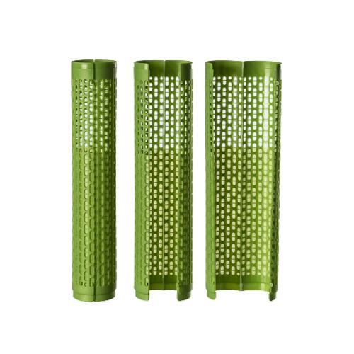 Shelter piante parzialmente forato Art. 730.1 diametro 69 mm