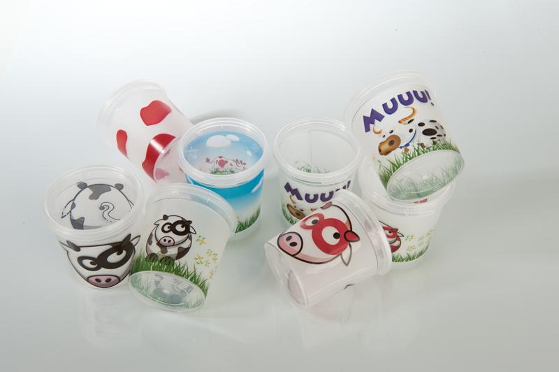 Packaging personalizzato e decorato