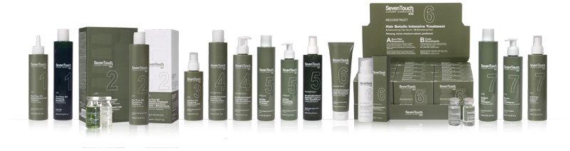 Seven Touch Luxury Haircare NYC