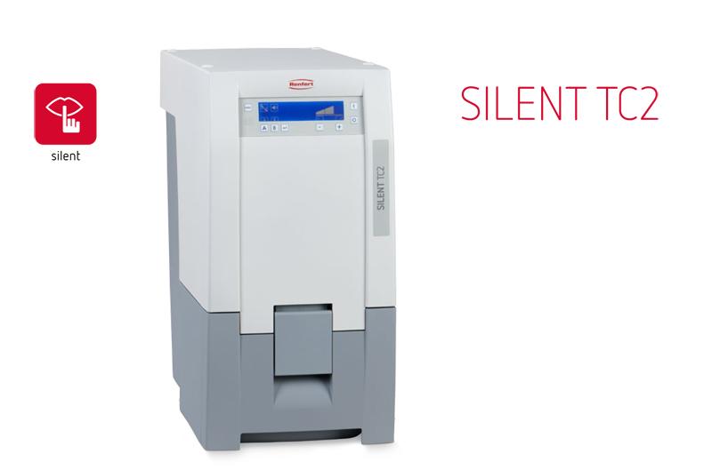 Aspiratore silenziato Silent TC2