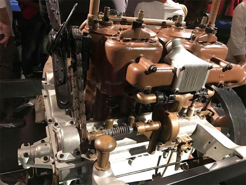 Revisione motori d'epoca