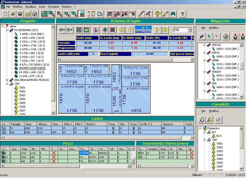 Software Perfect Cut