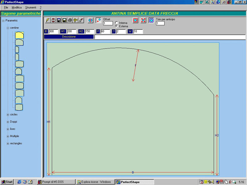Software Perfect Shape
