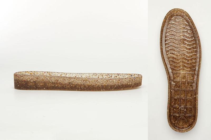 Compound e fussbett per calzature