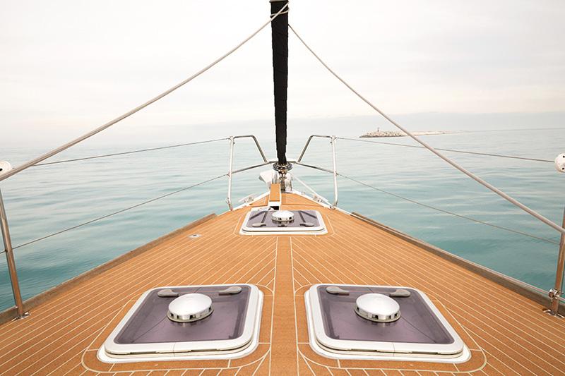 Pannelli in sughero per imbarcazioni MarineCork