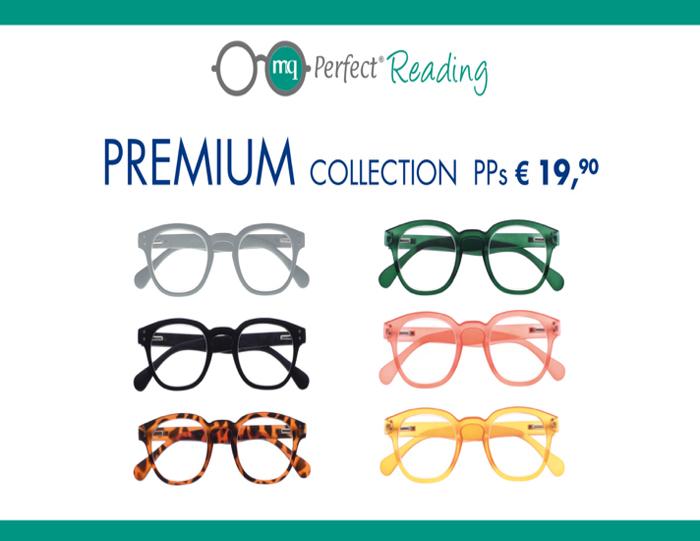 Occhiali da lettura Premium Collection