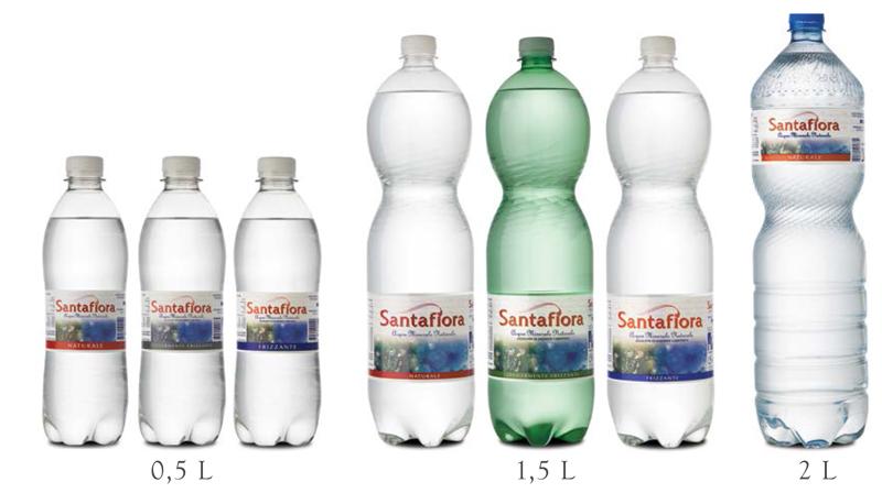Acqua minerale Santafiora