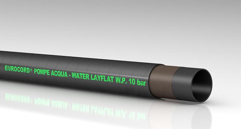 Tubi per trasporto acqua e fluidi inerti