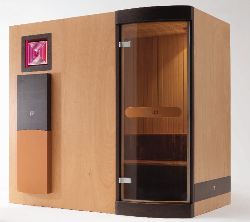 Sauna di design