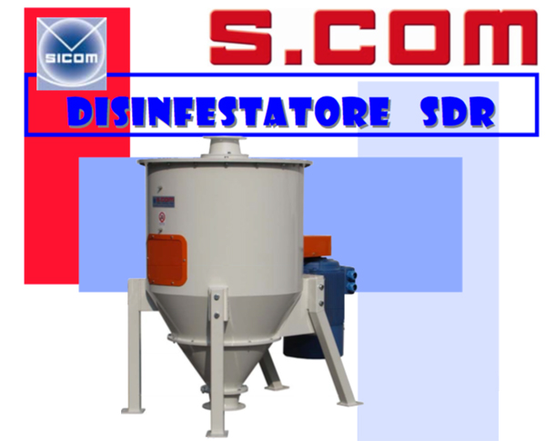 Disinfestatore SDR