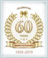 Anniversario 60 anni