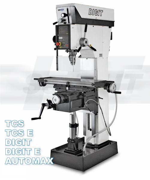 Trapani fresa high tech serie HT