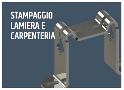 Produzione estera   Stampaggio lamiera e carpenteria