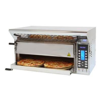Forno elettrico VP2XL per 4 pizze senza canna fumaria
