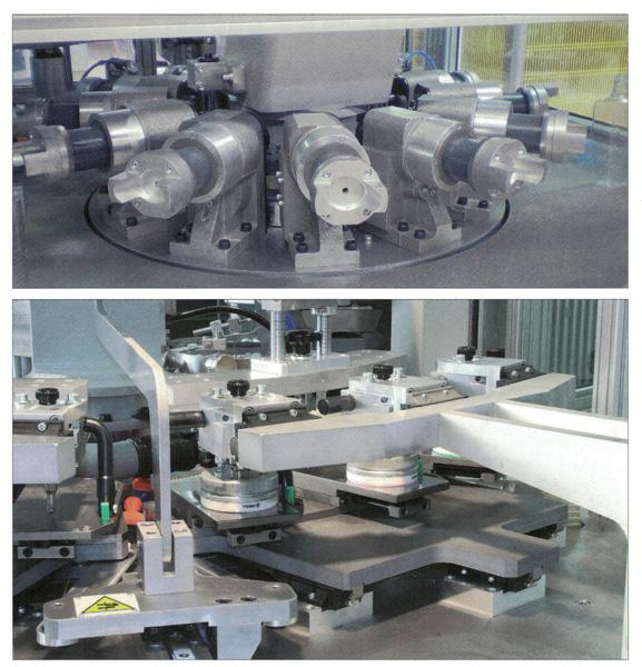 Impianto tampografia Logica Platform