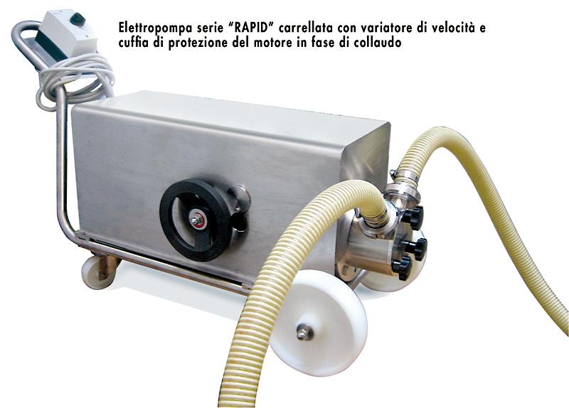 Elettropompa Rapid Sanitaria
