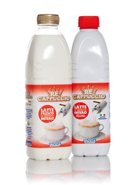 latte pastorizzato