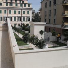 Realizzazione giardini pensili cava lapillo e pozzolana for Realizzazione giardini pensili