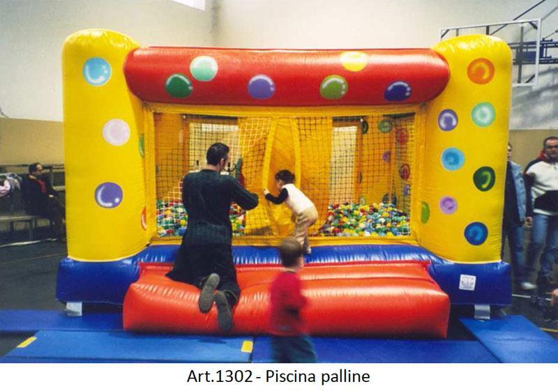 Giochi gonfiabili per esterno e interno GUZZI EUGENIO