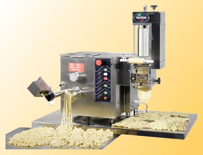 Macchine combinate per pasta fresca italgi - Macchine per la pasta casalinga ...
