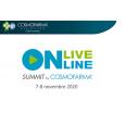 SI È CONCLUSO LIVE ON LINE SUMMIT BY COSMOFARMA: OTTIMI RISULTATI PER L'EVENTO ONLINE