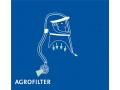 Casco respiratore antipolvere e gas Agrofilter