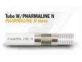 Straight flexible hoses for pharmaceutical industry W.Pharma Line