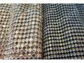 Металлическая и хрустальная сетка для одежды
