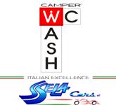 Camper WC Wash by Sela Cars