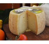 Semi-hard Calabrian pecorino cheese