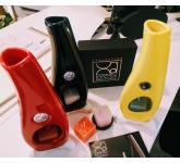 Дизайнерские подсвечники для ресторанов и отелей Dinamica Small