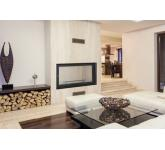 Forced air fireplace Sahara Canalizzato