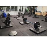 Виброгасители - Амортизаторы - Противошумовые залы для спортивных залов и боксов CrossFit