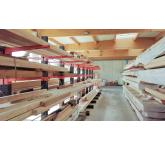 Sale of certified timber: wooden beads, panels and lamellar