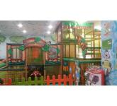 Creation of play areas for children