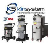 Промышленные пылесосы с автоматической очисткой фильтра ASC