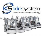 Professional planetary sanding and polishing machines for floors