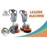 Профессиональный шлифовальный станок для гражданских и промышленных полов  Leader Machine